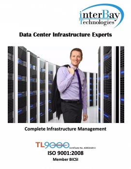 interBay Technologies Data Center Brochure